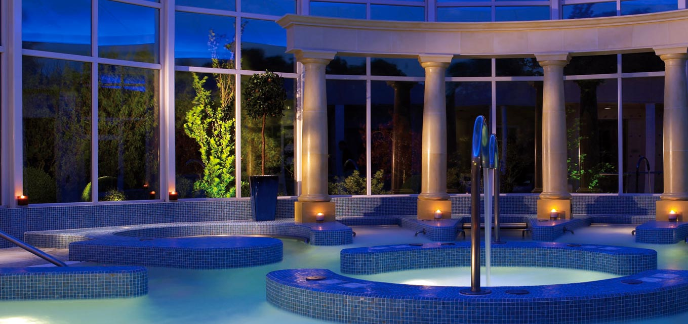 Spa Hotels Near Sherwood Forest