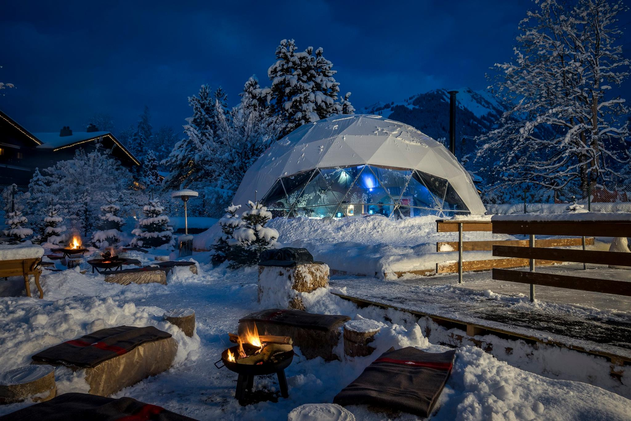 Hotel Park Gstaad Spa
