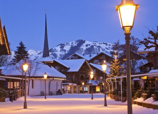 Gstaad: The ultimate guide to spa and ski