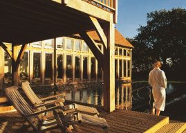 Country and coast: Bailiffscourt Court Hotel & Spa, Sussex